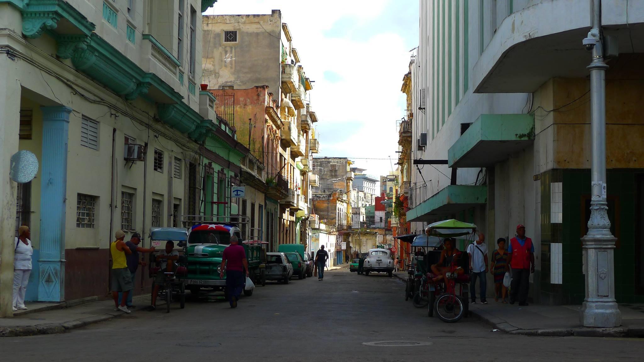 Kubańskie historie zakrapiane rumem