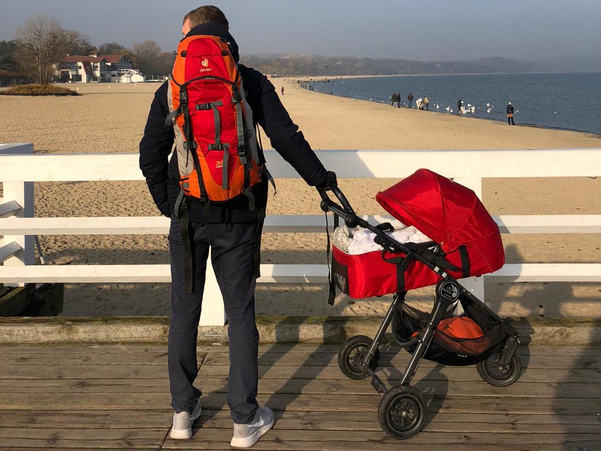 W podróży z niemowlakiem – praktyczne porady