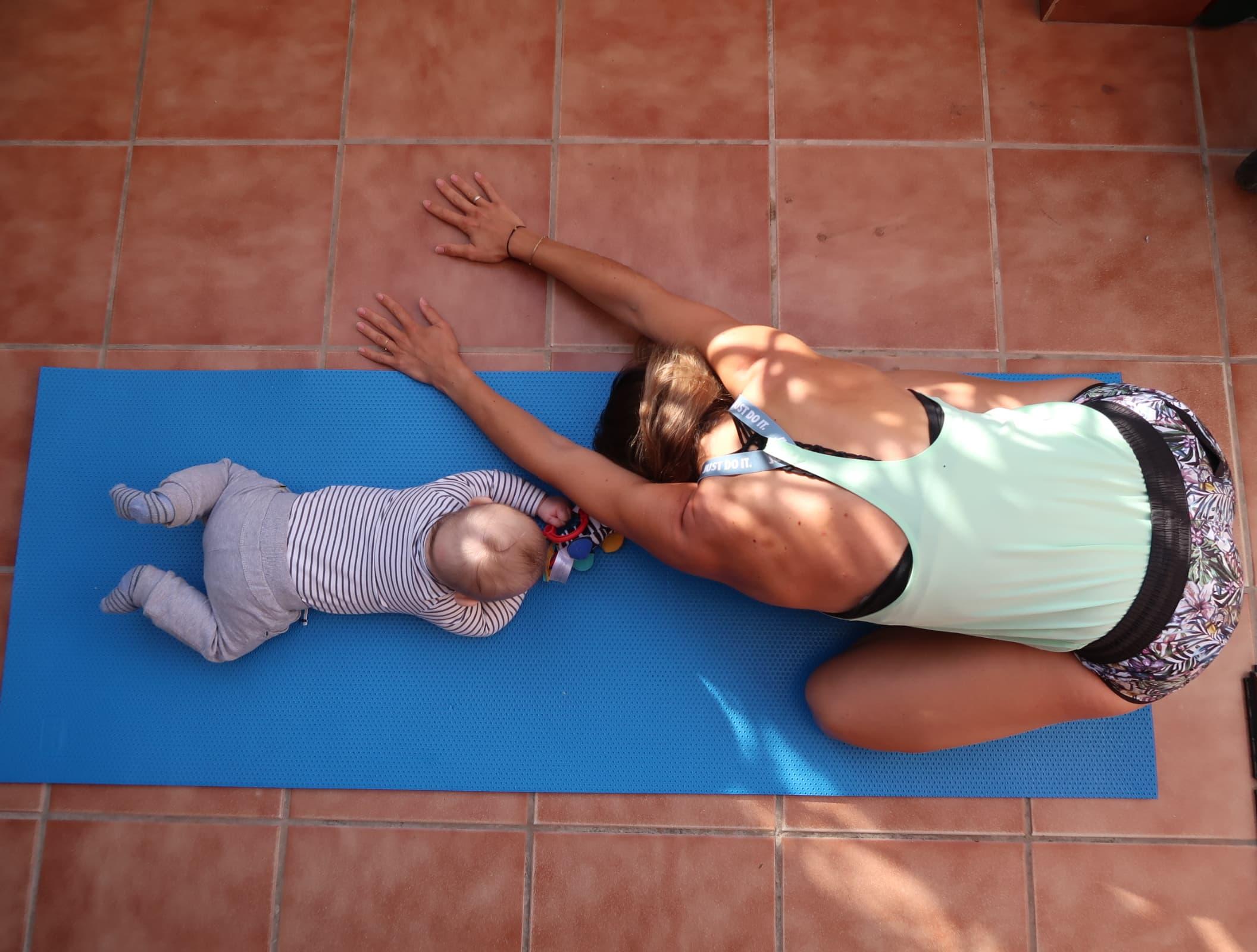 Najlepsza pomoc w walce z napięciami? Mobility i ćwiczenia oddechowe!