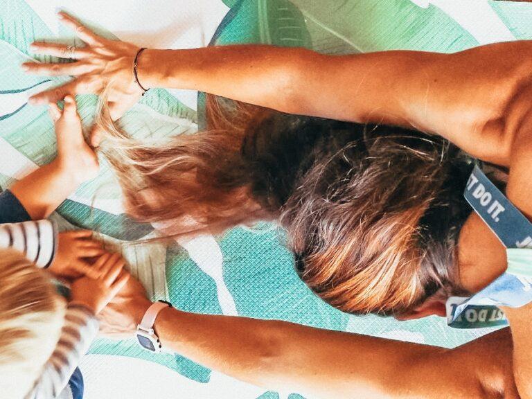 Jak być aktywną mamą i aktywną w ciąży i nie zwariować?