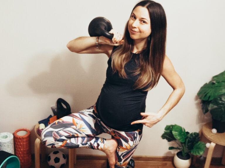 Rozejście mięśni brzucha w ciąży - sprawdź, czy powinnaś się martwić